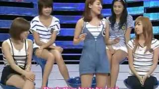 getlinkyoutube.com-Hyoyeon is the Funniest in SNSD [eng]