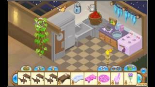 getlinkyoutube.com-How To Make A Restaurant-Animal Jam