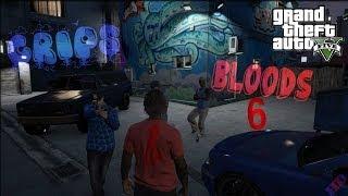 getlinkyoutube.com-GTA 5 Crips & Bloods Part 6 [HD]