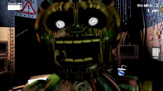 getlinkyoutube.com-Hallucinations in FNaF 2