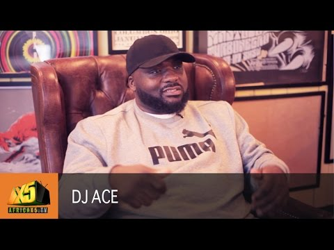 BBC 1xtra Dj Ace | Discusses Nationality / Oscars and WWE