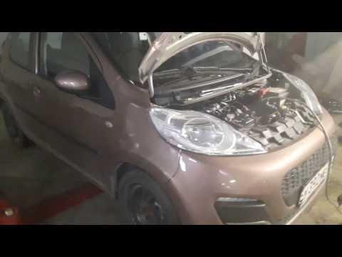 Peugeot 107 обзор | диагностика двигателя и ремонт. AUTO ТехЦентр Мытищи