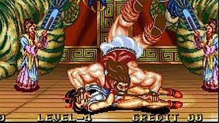 getlinkyoutube.com-Fighter's History Dynamite Karnov's Revenge Ryona Yungmie