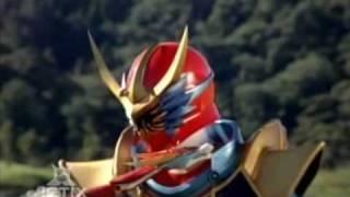 getlinkyoutube.com-MF Red Dragon Fire Ranger Power! 01!