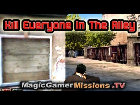 Mafia™ | Kill Everyone In The Alley | #17 Secret Mission [ Free Ride Extreme ]