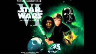 getlinkyoutube.com-Star Wars VI Return of The Jedi Soundtrack - The Battle of Endor 1