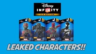 getlinkyoutube.com-Disney Infinity 3.0 - LEAKED NEW CHARACTERS! Black Panther, Ant-Man, Vision and Baloo!