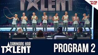 getlinkyoutube.com-Gug Rope Skipping Team - Danmark Har Talent - Program 2