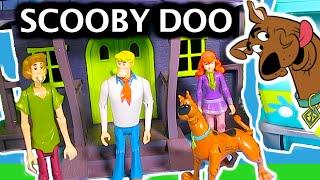 "getlinkyoutube.com-SCOOBY DOO ""Friends & Foes"" Action Figure Collection Scooby Doo Toy Video PARODY"