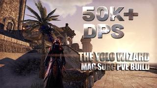getlinkyoutube.com-Elder Scrolls Online: Homestead - Magicka Sorcerer PVE Build