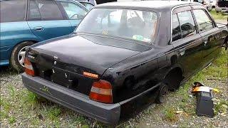 getlinkyoutube.com-【廃車】タクシーの運転席から後部ドアを開閉してみた