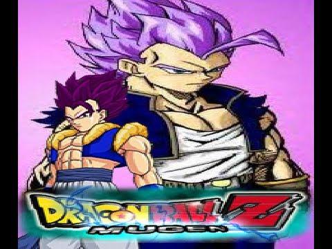 Dragonball Z Mugen:Vegetunks vs Future Gotunks