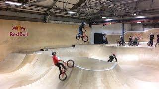getlinkyoutube.com-Lil Pros UK BMX Tour BONUS EPISODE: Pregaming in Scotland at Unit 23 Skatepark