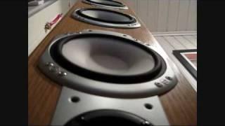 getlinkyoutube.com-Monitor Audio RS-8 - Bass I Love You