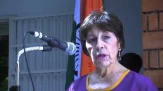 Allocution de Mme Annie Kone lors de la Journee Internationale du Yoga 2015