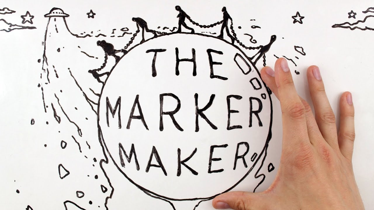 【白板上的造物主  The Marker Maker】【Yao】