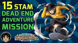 getlinkyoutube.com-Walkthrough for Dead End Adventure 15 Stamina Japan Mission [One Piece Treasure Cruise]
