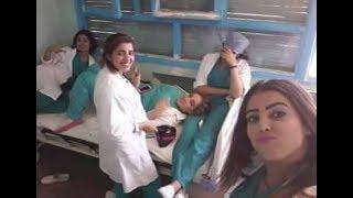 فضيحة وشوهة مستشفيات المغرب   نعتذر على قساوة المشهد