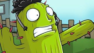getlinkyoutube.com-DAITHI DE NOGLA vs MOO SNUCKEL! - Plants vs. Zombies Garden Warfare 2