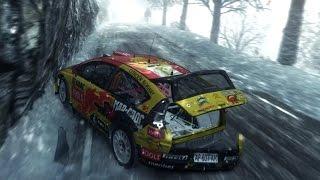 getlinkyoutube.com-Dirt Rally crashes (Realistic damage mod) #4