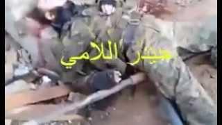getlinkyoutube.com-مقتل عشرات الدواعش في تكريت اجانب الجنسيه - بدر الجناح العسكري