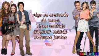 """getlinkyoutube.com-Violetta 2 - """"Algo Se Enciende"""" 2° Versión - Letra"""