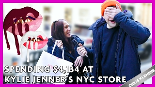 SPENDING $4,134 AT THE NYC KYLIE JENNER SHOP | Chris Klemens