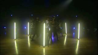 getlinkyoutube.com-Jenna Dewan and Channing Tatum dancing part 1