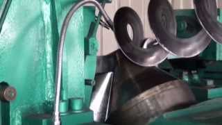 getlinkyoutube.com-kitty@gx-mp.com   GX150-10L Screw flight cold rolling machine, spiral blade cold rolling mill