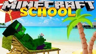 getlinkyoutube.com-Minecraft School Holiday : MCDONALDS AT THE AIRPORT!