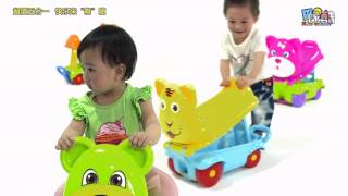 5 in 1 multiple trolley suitcase Children Rolling luggage baby toy box Cartoon hardside travel bag