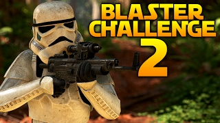 getlinkyoutube.com-THE ALL BLASTERS CHALLENGE #2 - Star Wars Battlefront