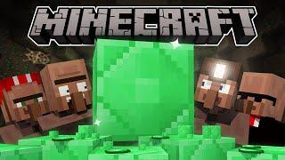 getlinkyoutube.com-Why Emeralds Are Rare - Minecraft