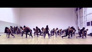 R3D CODE Dance Megacrew Practice (2013)