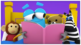 """getlinkyoutube.com-""""Time to Get in Bed,"""" Songs about Behaviors by StoryBots"""