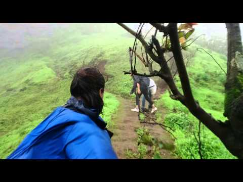 Gusty Winds of Peb trek. Rare footage