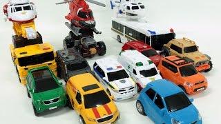 getlinkyoutube.com-Carbot Tobot Combination Transformation Robot Car Toys 또봇 기가7 헬로카봇 경찰특공대 K-캅스 마이티가드 장난감 합체 로봇 변신 동영상