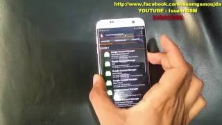 getlinkyoutube.com-Remove Google Account FRP On Samsung Galaxy S7 Edge and S7 BYPASS
