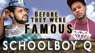 getlinkyoutube.com-Schoolboy Q - Before They Were Famous