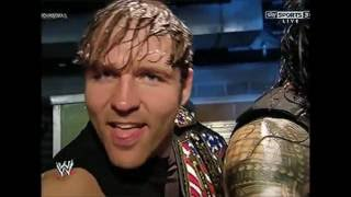Dean Ambrose is too sexy!