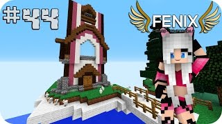 getlinkyoutube.com-La TORRE de los POLLOS!!! - Ep 44 - Fenix Wars - Minecraft