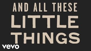 One Direction – Little Things (Lyric Video)