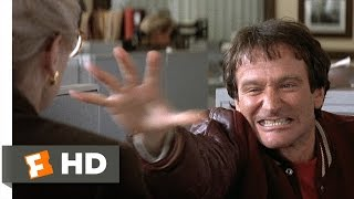getlinkyoutube.com-Mrs. Doubtfire (1/5) Movie CLIP - I Do Voices (1993) HD