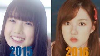 getlinkyoutube.com-The Evolution Of Gfriend 여자 친구 ( 2015 - 2016 )