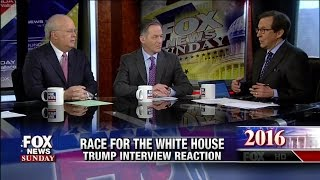 getlinkyoutube.com-Race For the White House - Trump Interview Reaction