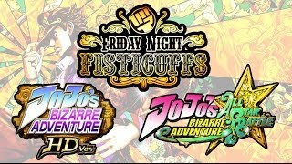 getlinkyoutube.com-Friday Night Fisticuffs - Jojo's Bizarre Adventure HD & ASB