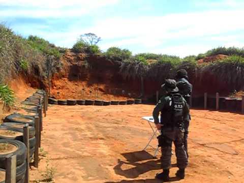 Final torneio de tiro Policia Civil de Goiás