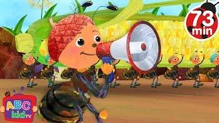 getlinkyoutube.com-Ants Go Marching | + More Nursery Rhymes & Kids Songs - ABCkidTV