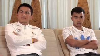"""getlinkyoutube.com-แชมป์ จัดไป -  เปิดใจ วงการฟุตบอลไทย กับ """"ซิโก้"""" และ """"เจ ชนาธิป"""" [Ep. 15 / 5]"""