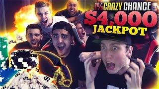 getlinkyoutube.com-CRAZY 1% CHANCE $4,000 WIN!! (CS:GO SKINS)